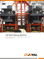 VSI Sand Making Machine