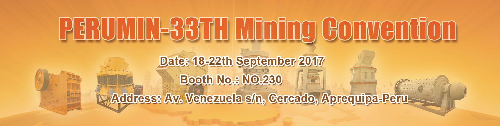 PERUMIN-33TH Mining Convention