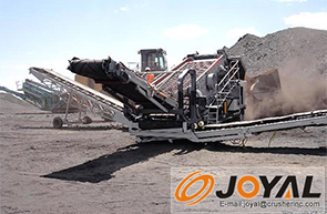 Crawler Mobile Stone Crusher