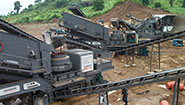 Gold Ore Crushing Plant