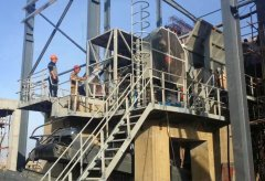 200TPH Granite Crushing Plant In the Philippines